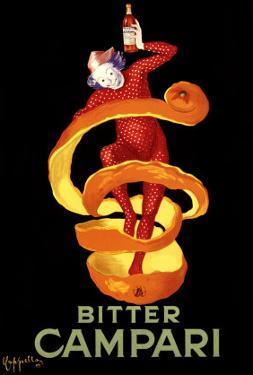 Bitter Campari, c.1921 by Leonetto Cappiello