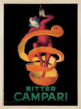 Bitter Campari, c.1921 by Leonetto Cappiello