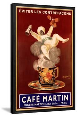 Cafe Martin by Leonetto Cappiello