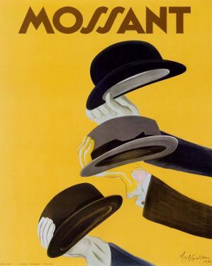 Chapeau Mossant by Leonetto Cappiello