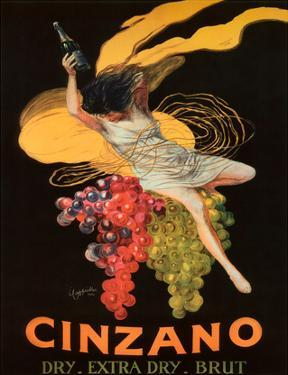 Cinzano by Leonetto Cappiello