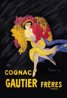 Cognac Gautier Freres by Leonetto Cappiello