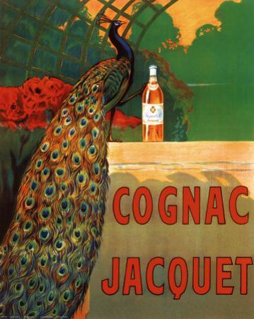 Cognac Jacquet by Leonetto Cappiello