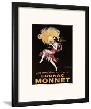 Cognac Monnet by Leonetto Cappiello