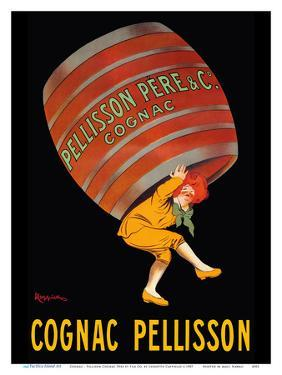 Cognac - Pellison Cognac P� et Fils Co. by Leonetto Cappiello
