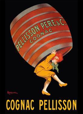 Cognac - Pellison Cognac P? et Fils Co. by Leonetto Cappiello