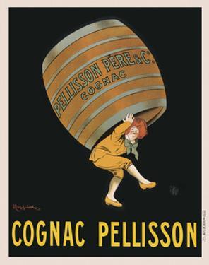 Cognac Pellisson by Leonetto Cappiello
