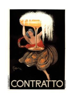 Contratto by Leonetto Cappiello