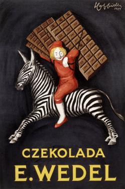 Czekolada E. Wedel by Leonetto Cappiello