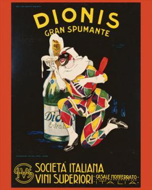 Dionis Gran Spumante by Leonetto Cappiello
