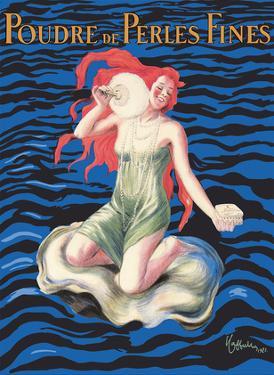 Fine Pearl Powder (Poudre De Perles Fines) - Pearl Perfumes by Leonetto Cappiello