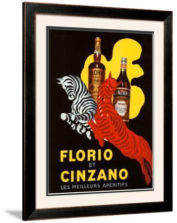 Florio et Cinzano Apertifs
