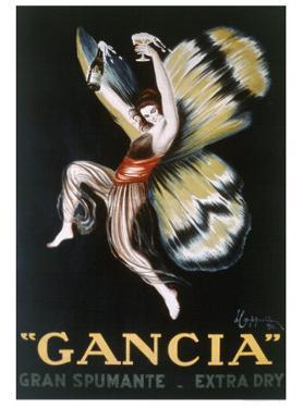 Gancia, Gran Spumenta by Leonetto Cappiello