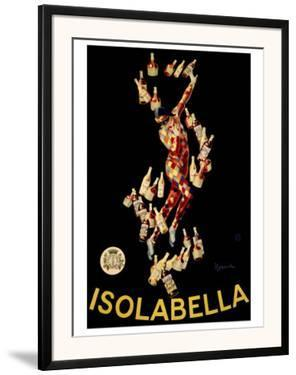 Isolabella by Leonetto Cappiello