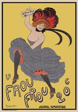 Le Frou Frou 20', journal humoristique by Leonetto Cappiello