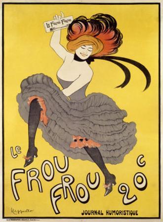 Le Frou-Frou by Leonetto Cappiello