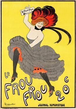 Le Frou Frou by Leonetto Cappiello