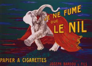 Le Nil by Leonetto Cappiello