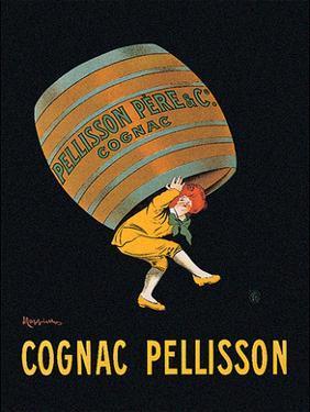 Leonetto Cappiello- Cognac Pellisson by Leonetto Cappiello