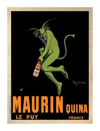 Maurin Quina, c.1906