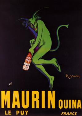 Maurin Quinquina by Leonetto Cappiello