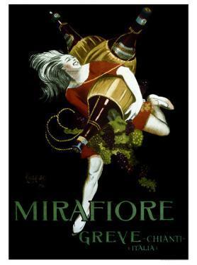 Mirafiore, Greve Chianti by Leonetto Cappiello