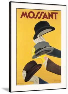 Mossant by Leonetto Cappiello