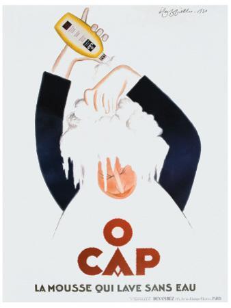 O Cap by Leonetto Cappiello