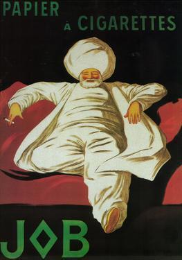 Leonetto Cappiello (Papier a Cigarettes, Job) Art Poster Print