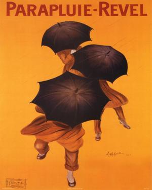 Leonetto Cappiello Parapluie Revel Art Print Poster