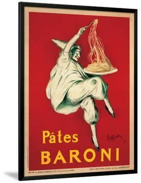 Pates Baroni, c.1921 by Leonetto Cappiello