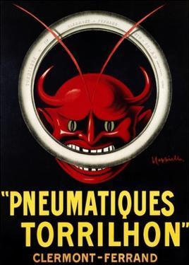 Pneumatiques Torrilhon by Leonetto Cappiello