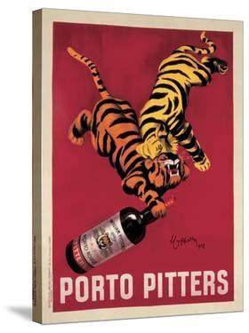 Porto Pitters by Leonetto Cappiello