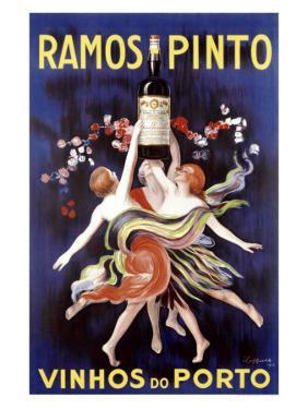 Ramos Pinto Porto by Leonetto Cappiello