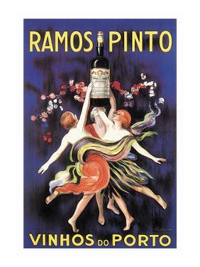 Ramos Pinto by Leonetto Cappiello