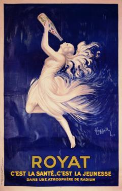 Royat by Leonetto Cappiello