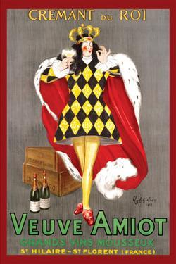 Veuve Amiot by Leonetto Cappiello