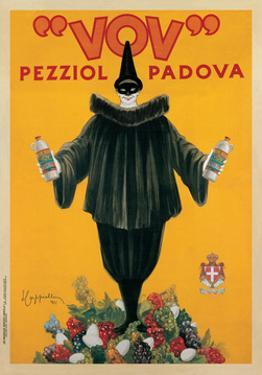 Vov, 1922 by Leonetto Cappiello