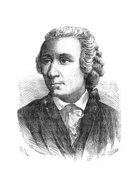Leonhard Euler, 18th Century Swiss Mathematician, 1874