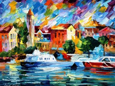 Beyond The Sea by Leonid Afremov