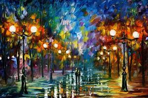 End Of Winter by Leonid Afremov