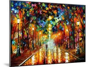 Farewell To Anger by Leonid Afremov