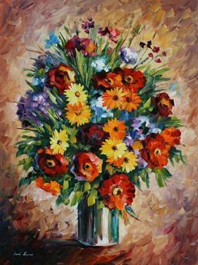 Spring Passion by Leonid Afremov