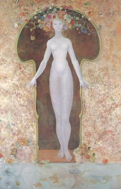 La Serrure by Leonor Fini