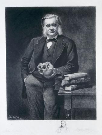 Thomas Henry Huxley, 1893