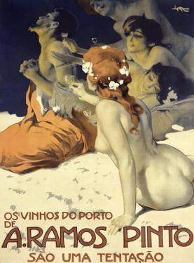A. Ramos Pinto by Leopoldo Metlicovitz