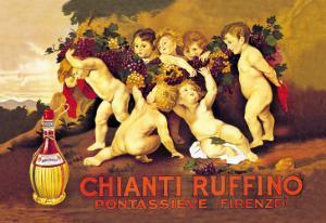Chianti Ruffino by Leopoldo Metlicovitz