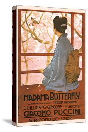 Puccini, Madama Butterfly by Leopoldo Metlicovitz