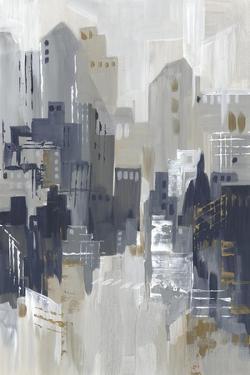 Indigo City I by Lera