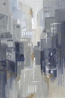 Indigo City II by Lera